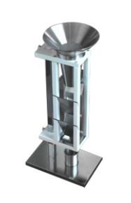 松装E世博体育 斯柯特容量计法松装密度测定仪