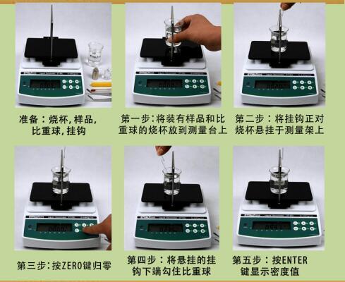 精确测溶液密度仪